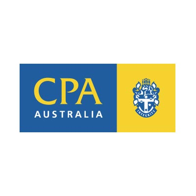 Certified Practising Accountants Australia (CPA) logo